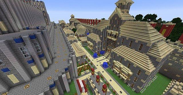 Cythera minecraft city download balloon ideas build 5