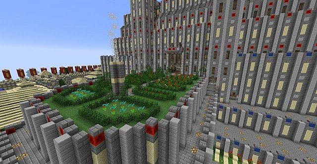 Cythera minecraft city download balloon ideas build 7