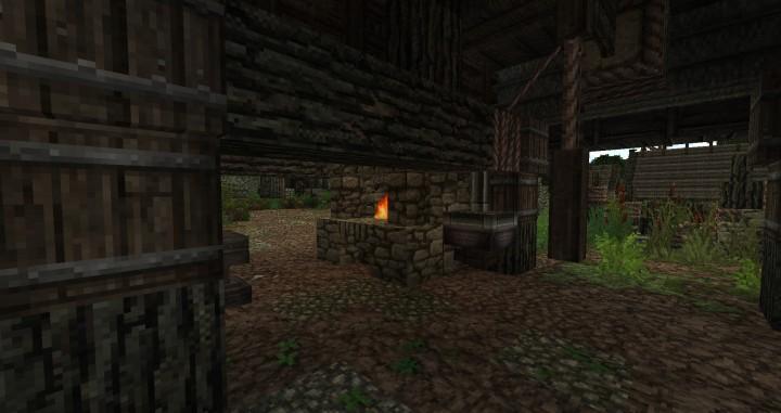 Dimmerstone World of Targur minecraft city village midevil build ideas 10