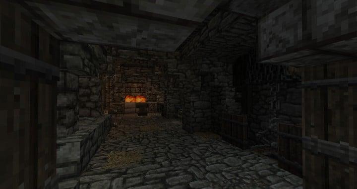 Dimmerstone World of Targur minecraft city village midevil build ideas 11