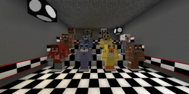 Five Nights At Freddys Pack 20 Resource
