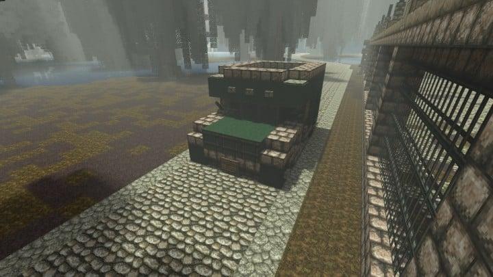 Ausonforche Asylumn minecraft building ideas download castle fort palace 8