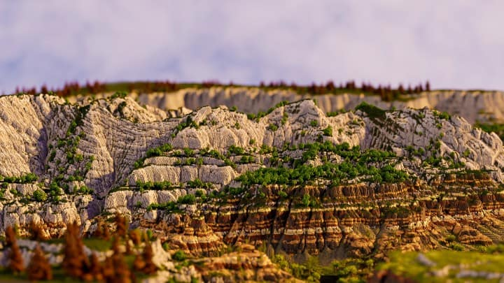 Custom Biome terrain map 4kx4k world painter world machine download minecraft 10
