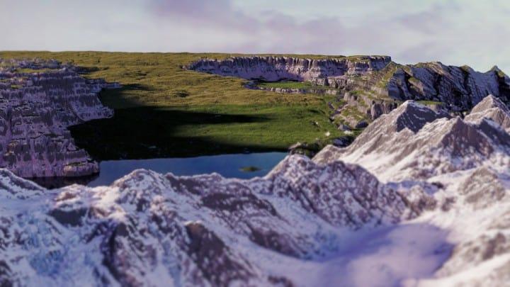 Custom Biome terrain map 4kx4k world painter world machine download minecraft 7