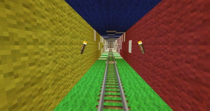 MinePark A Minecraft Theme Park building ideas fun download cool world 11