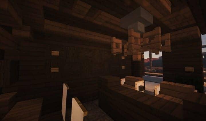 Oslo Bar & Grill Wok minecraft building ideas modern town 14