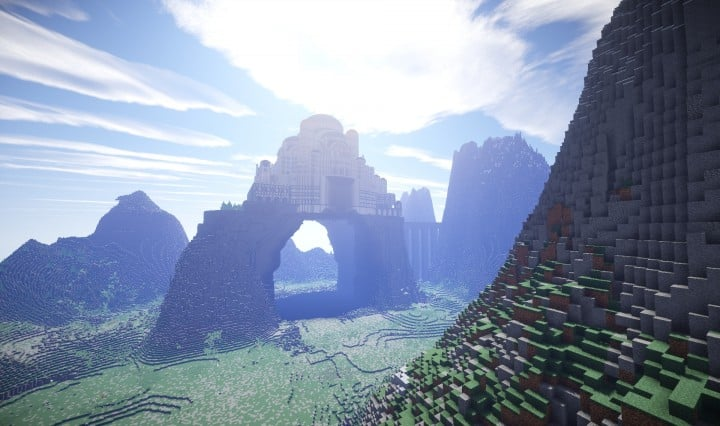 The Eyrie Game of Thrones Minecraft building ideas downlaod save tv show hbo 11