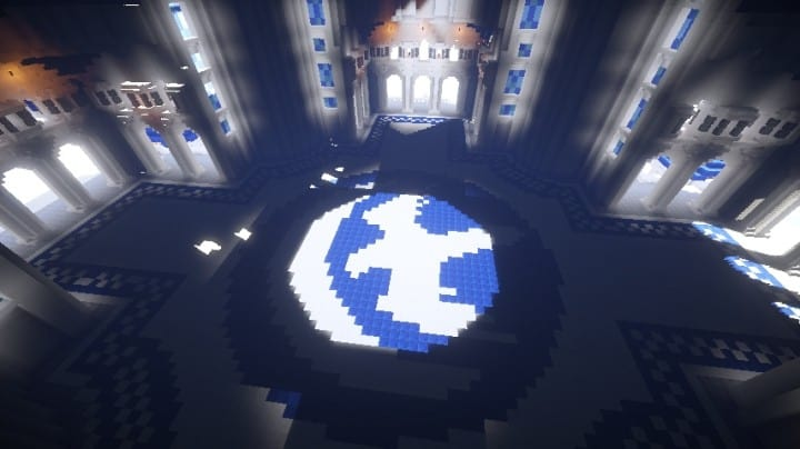 The Eyrie Game of Thrones Minecraft building ideas downlaod save tv show hbo 3