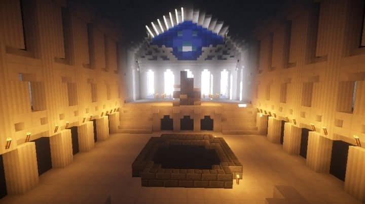 The Eyrie Game of Thrones Minecraft building ideas downlaod save tv show hbo 5