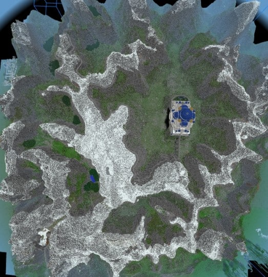 The Eyrie Game of Thrones Minecraft building ideas downlaod save tv show hbo 6