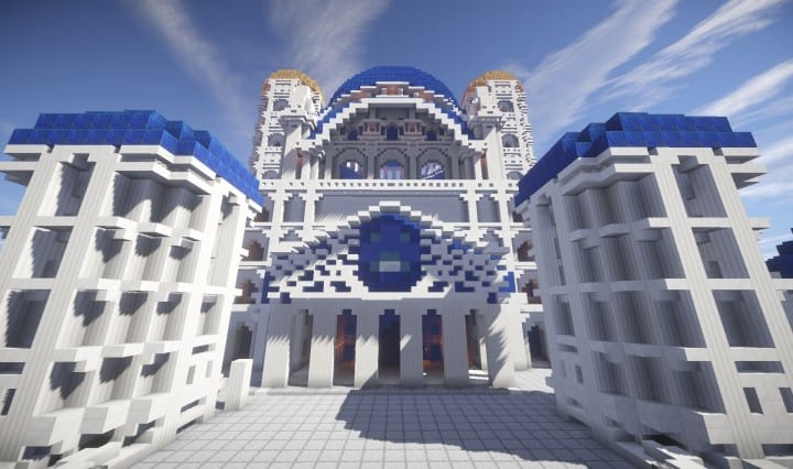 The Eyrie Game of Thrones Minecraft building ideas downlaod save tv show hbo 8