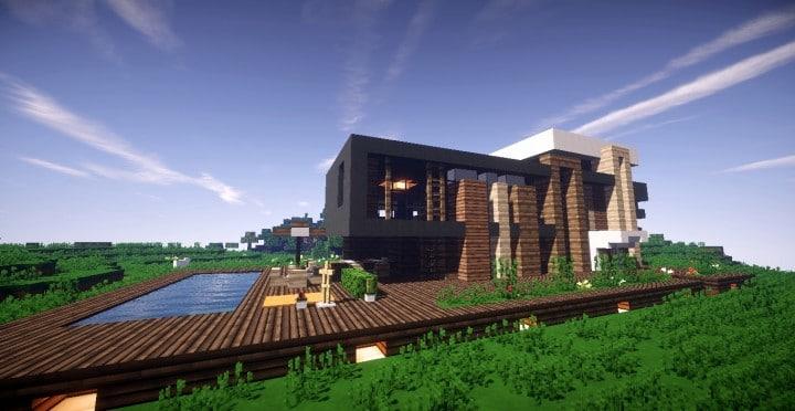 Cyrishia Minimal Modern House building ideas amazing download 2