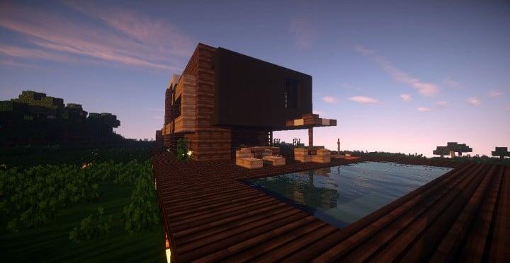 Cyrishia Minimal Modern House building ideas amazing download 3