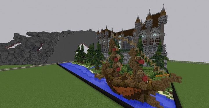 Fantasy Mansion Plot