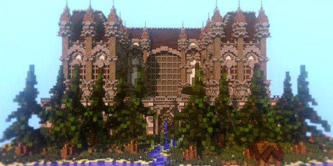Lior 2013 The Air Kingdom besides 3d Front Elevation Of House also Fantasy Mansion Plot in addition Villadelaluna besides Minecraft Middle Earth 2 2. on design house 2013 beautiful interior and exterior