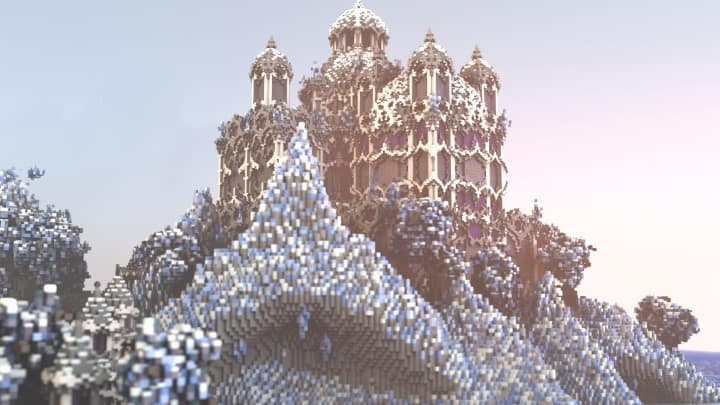 Laorën Minecraft awesome build ideas download save 2