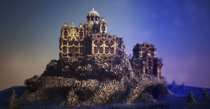 Laorën Minecraft awesome build ideas download save 6