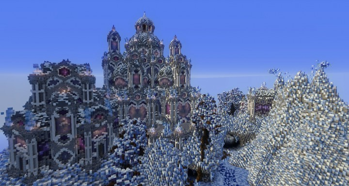 Laorën Minecraft awesome build ideas download save 8