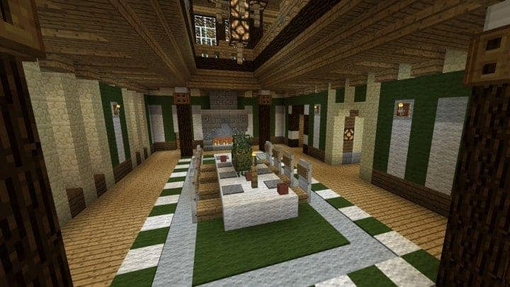 Tshara's Fantasy castle minecraft building ideas download amazing huge 6