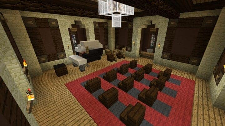 Tshara's Fantasy castle minecraft building ideas download amazing huge 7