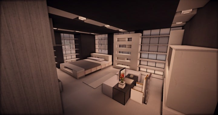 Zentoro A Conceptual Modern home minecraft building ideas download schematic amazing beautiful 8