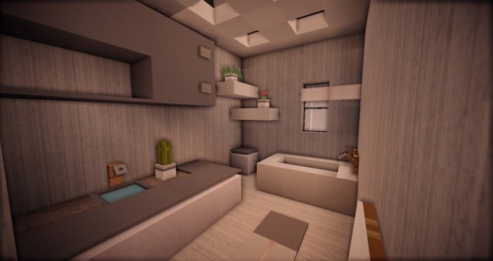 Zentoro A Conceptual Modern home minecraft building ideas download schematic amazing beautiful 9