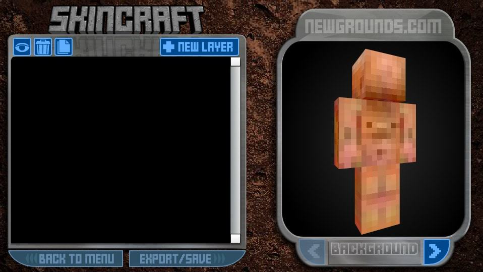 skincraft minecraft make your own skin builder tool game