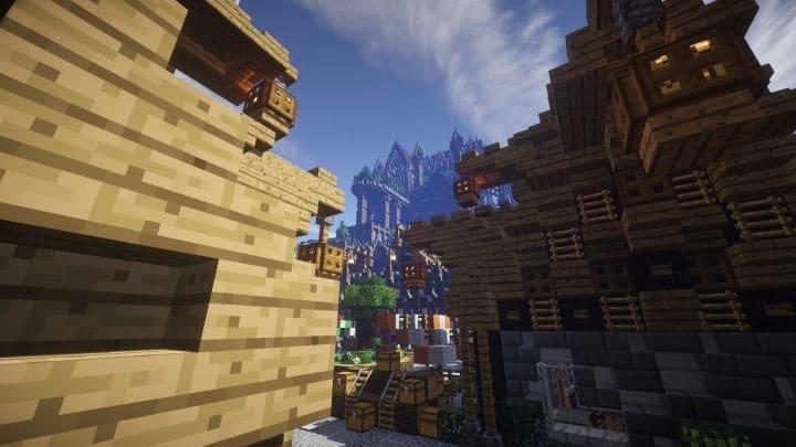 Regensbergen minecraft castle building ideas download hill top wall city 10