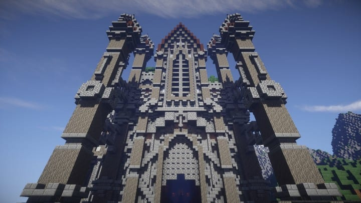 Regensbergen minecraft castle building ideas download hill top wall city 14