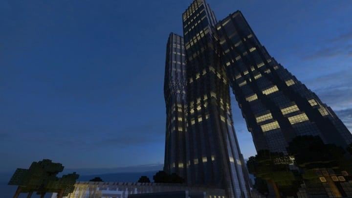 Signature Towers Dancing Towers skyscraper amazing tall big download 5
