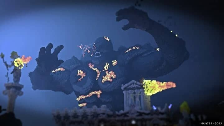 The Last Breath LordBlock Application Minecraft building ideas download dragon monster 4