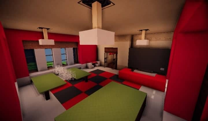 Tudor Mansion minecraft building ideas big amazing house home download interior 7