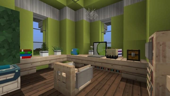 Large Victorian House Minecraft Building Inc