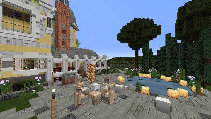 Victorian House Home download mincraft amazing quartz wrap around 4