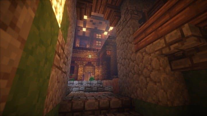 Ye Olde Tower minecraft building ideas castle fun amazing huge 10