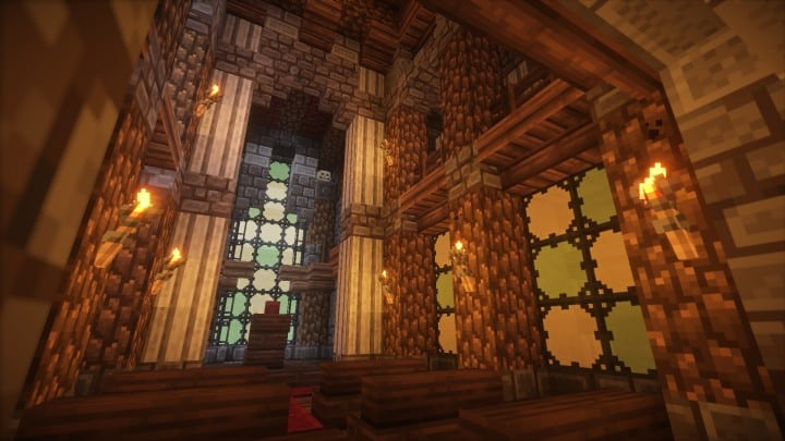 Ye Olde Tower minecraft building ideas castle fun amazing huge 11