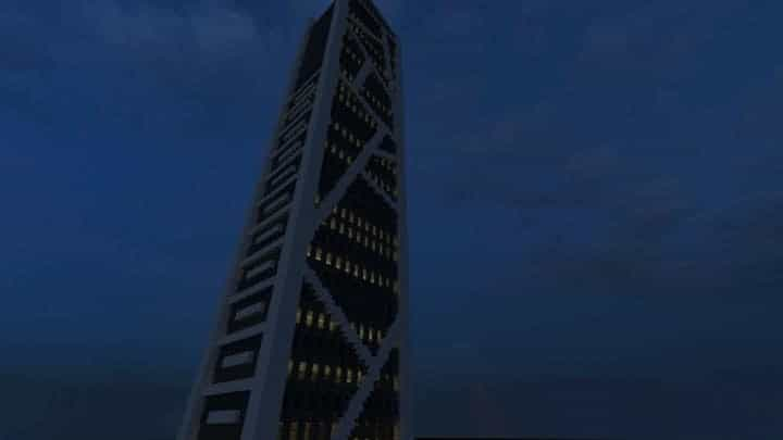Skyscraper 14 Minecraft Building Inc