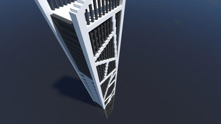 Skyscraper 14 minecraft build ideas download tall amazing business 5