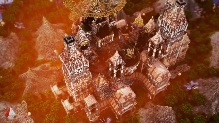 Tarsia The Immortal Palace minecraft building ideas download save castle tower future 36