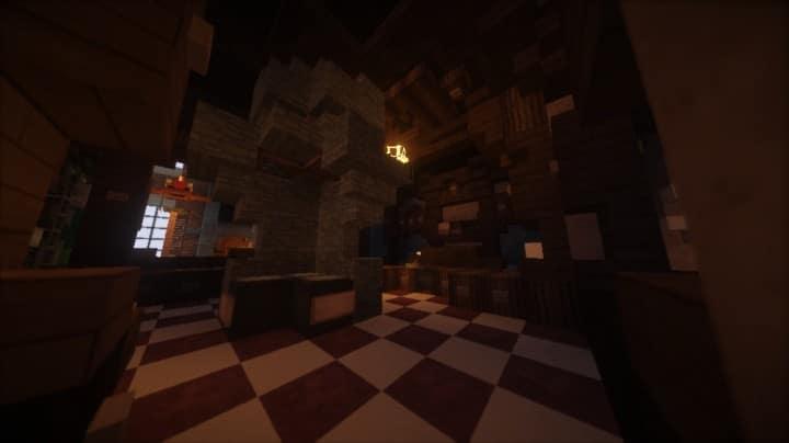 Renaissance Manor minecraft building ideas download plantation house 14