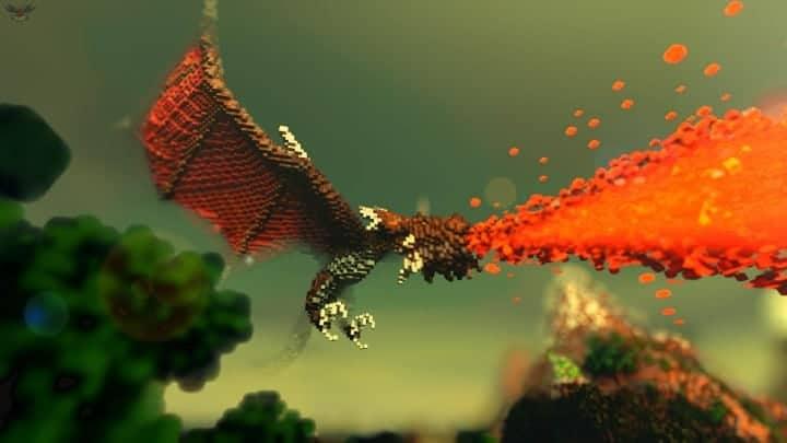 Sauzelor's World by Bedporsche DeepAcademy minecraft building ideas fantasy download 7