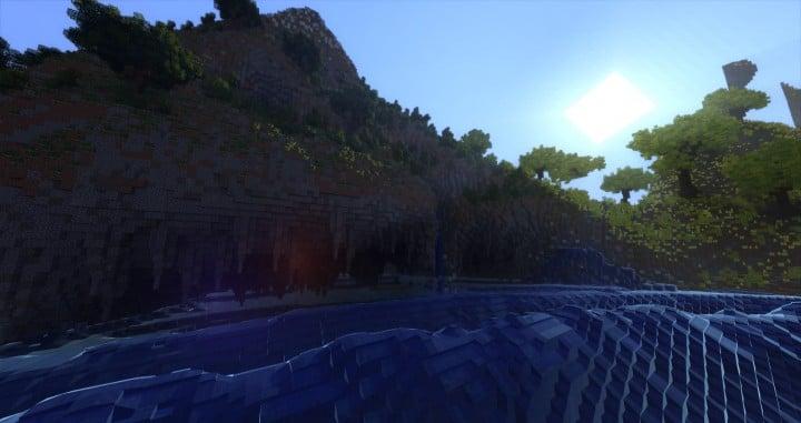 Sauzelor's World by Bedporsche DeepAcademy minecraft building ideas fantasy download 9