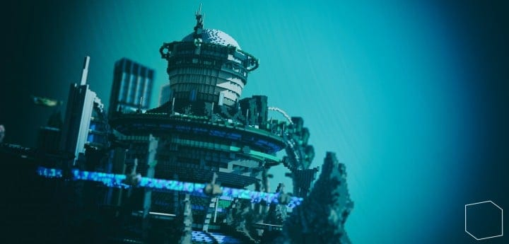 The Eighth Hour minecraft building ideas island city town story download save 6