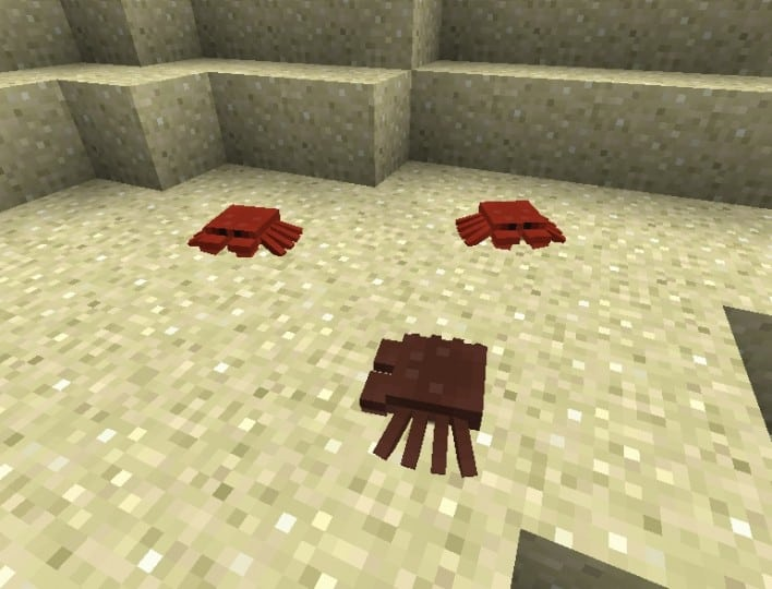 1.8 Oceancraft mod fish crabs, whales, sharks and more minecraft building ideas inspiration tool plugin 10