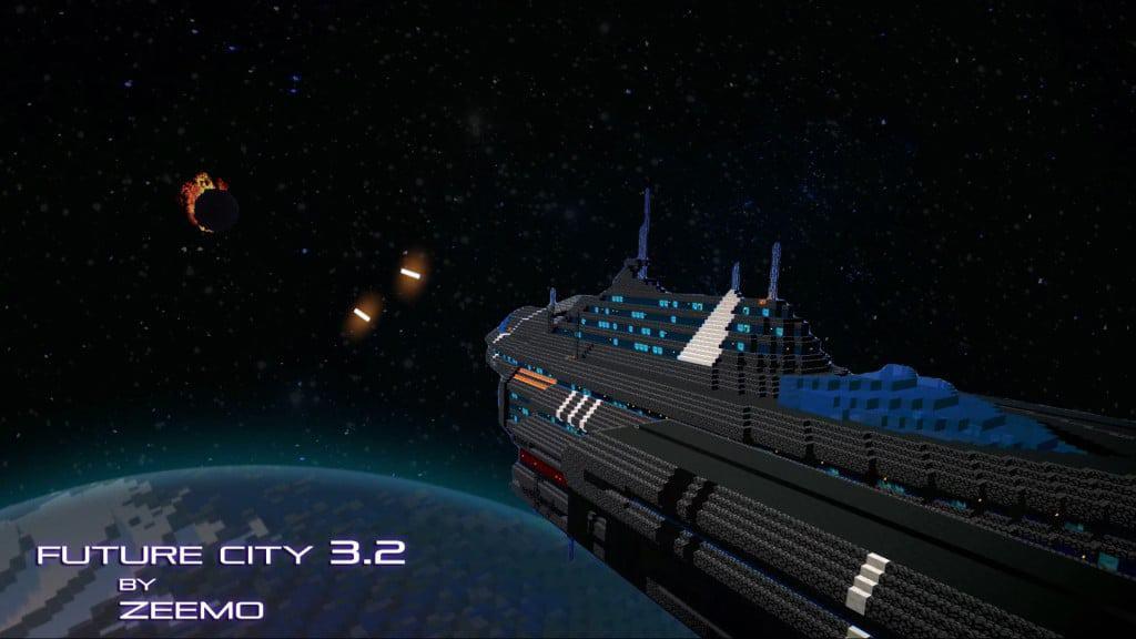 Future City 3.2 Minecraft amazing 2