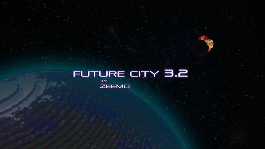 Future City 3.2 Minecraft amazing 7