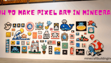 Photo of How To Create Your Own Minecraft Pixel Art Template