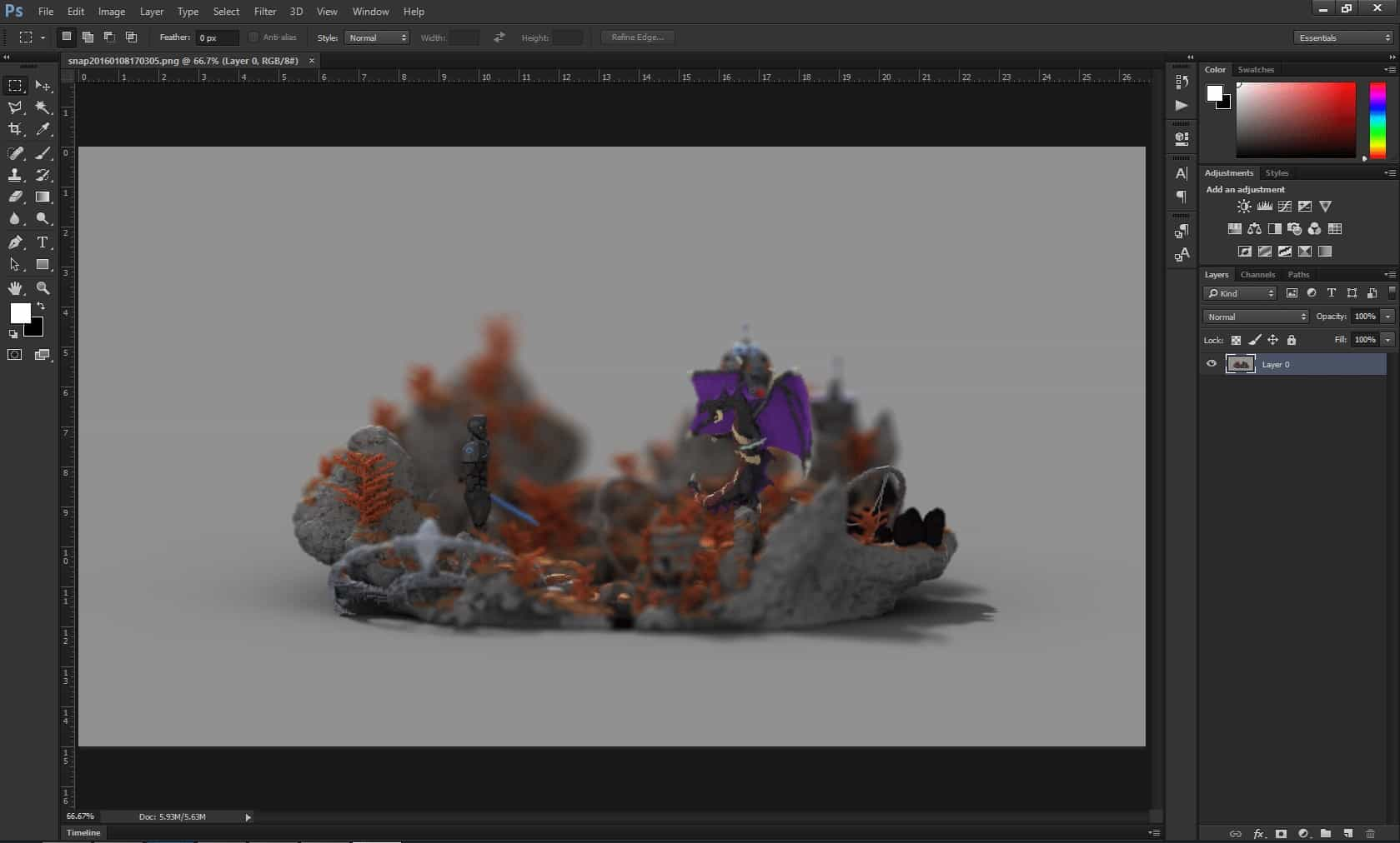 How to make a basic render Minecraft ideas 6