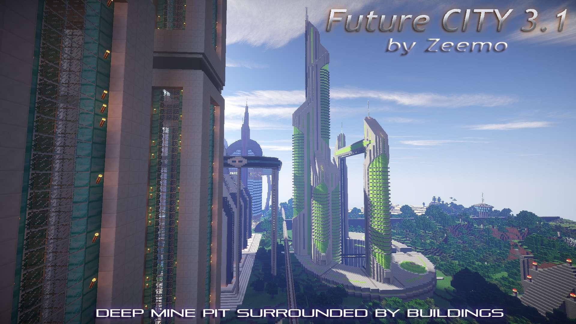 future buildings minecraft wwwpixsharkcom images