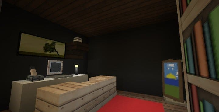 Modern Condo Apartment building minecraft ideas download save city complete 6